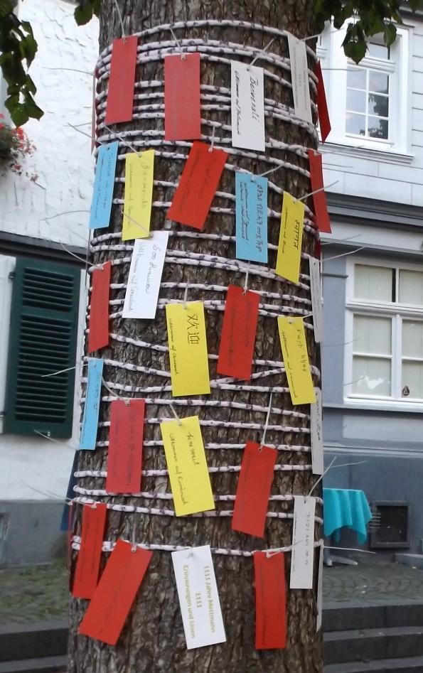 Willkommensbaum